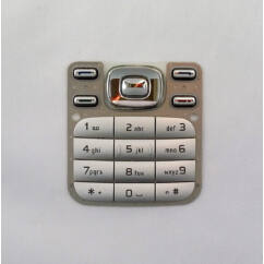 Nokia 6234, Gombsor (billentyűzet), ezüst