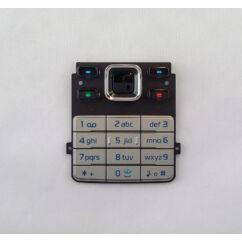 Nokia 6300, Gombsor (billentyűzet), ezüst