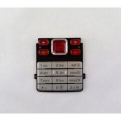 Nokia 6300, Gombsor (billentyűzet), piros