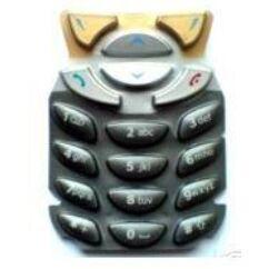 Nokia 6310(i), Gombsor (billentyűzet), arany-szürke