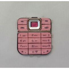 Nokia 7360, Gombsor (billentyűzet), rózsaszín