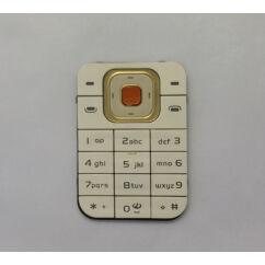 Nokia 7373/7370, Gombsor (billentyűzet), vaj-arany