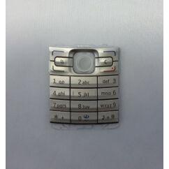 Nokia E50, Gombsor (billentyűzet), ezüst