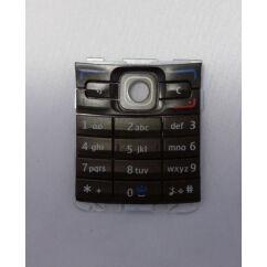 Nokia E50, Gombsor (billentyűzet), fekete