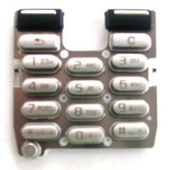 Sony Ericsson K300, Gombsor (billentyűzet), kék-szürke