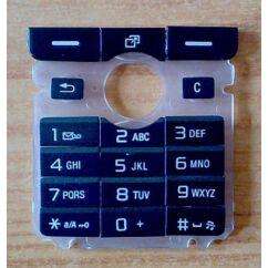 Sony Ericsson K750, Gombsor (billentyűzet), fekete