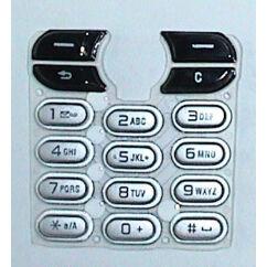 Sony Ericsson T610, Gombsor (billentyűzet), szürke