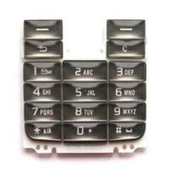 Sony Ericsson T630, Gombsor (billentyűzet), fehér