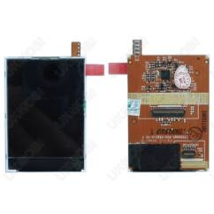 Samsung D600, LCD kijelző
