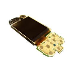 LCD kijelző, Samsung E350