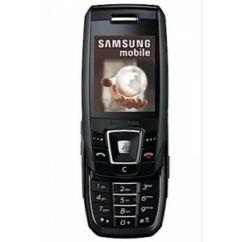 Samsung E390, LCD kijelző