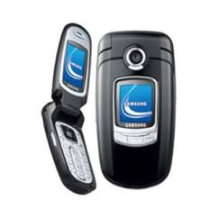 Samsung E730, LCD kijelző