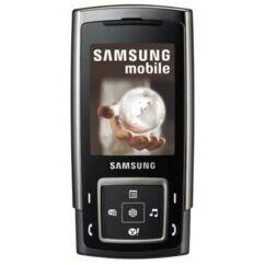 Samsung E950, LCD kijelző, (panellel)