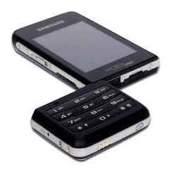 Samsung F500, LCD kijelző