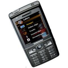 Samsung i550, LCD kijelző