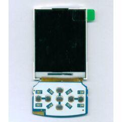 Samsung J770, LCD kijelző