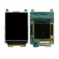 Samsung ZV40, LCD kijelző