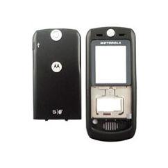 Motorola L6 komplett, Előlap, fekete