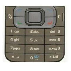 Nokia 6120 Classic, Gombsor (billentyűzet), arany