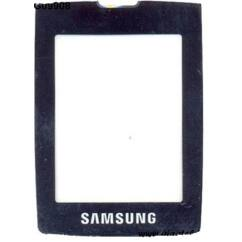 Samsung D900i, Plexi, fekete