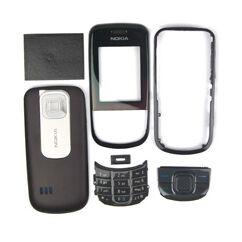 Nokia 3600 Sl elő+akkuf+bill, Előlap, fekete