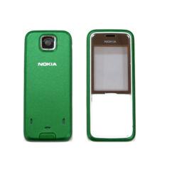 Nokia 7310 Sn elő+akkuf, Előlap, zöld
