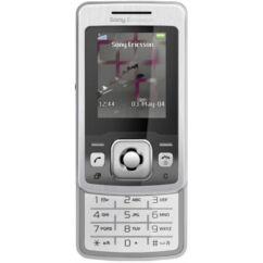 Sony Ericsson T303, Előlap, ezüst