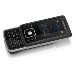 Sony Ericsson T303, Előlap, fekete