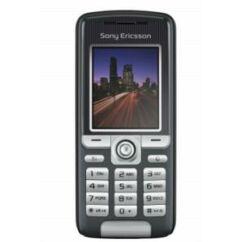 Sony Ericsson K320, Előlap, sötétkék