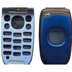 Sony Ericsson Z300, Előlap, sötétkék