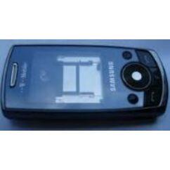 Samsung J700 komplett ház, Előlap, fekete