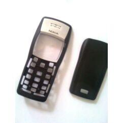 Nokia 1100 elő+akkuf, Előlap, fekete