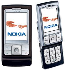 Nokia 6270, Akkufedél, ezüst