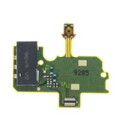 Nokia N97, Headset csatlakozó, (panellel)