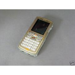 Sony Ericsson D750, Előlap, arany