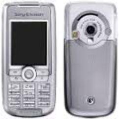 Sony Ericsson K700, Kamera takaró, ezüst