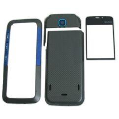 Nokia 5310 komplett ház, Előlap, kék-fekete