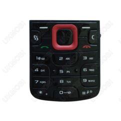 Nokia 5320, Gombsor (billentyűzet), piros