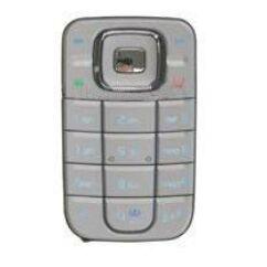 Nokia 6267, Gombsor (billentyűzet), ezüst