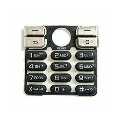 Sony Ericsson K510, Gombsor (billentyűzet), ezüst