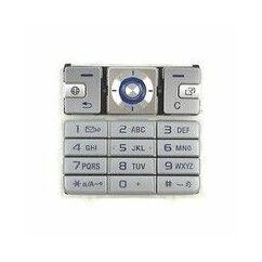 Sony Ericsson K610, Gombsor (billentyűzet), fehér