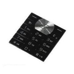 Sony Ericsson W380 CIRILL, Gombsor (billentyűzet), fekete