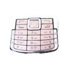 Nokia N72, Gombsor (billentyűzet), rózsaszín