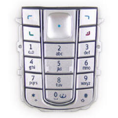 Nokia 6230, Gombsor (billentyűzet), ezüst