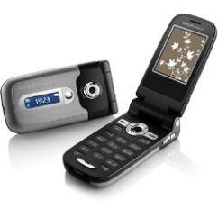 Sony Ericsson Z555 + felsőrész, LCD kijelző