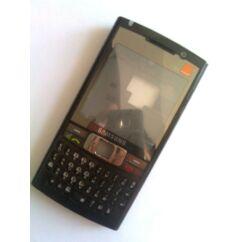 Samsung i780 komplett ház akkufedél nélkül, Előlap, fekete
