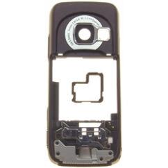 Nokia N73 szerelt, Középső keret, lila