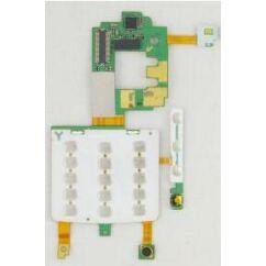 LG KE970, Billentyűzet panel, (alsó, mikrofonnal)