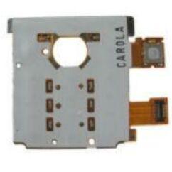 Sony Ericsson K750, Billentyűzet panel