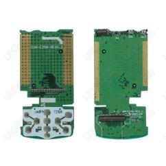 Samsung E250 rev 1.2, Billentyűzet panel, (felső)
